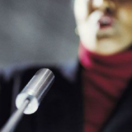 Less is more (how your mobile's stop watch will improve your speaking)